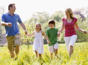 семейное воспитание ребенка дошкольного возраста