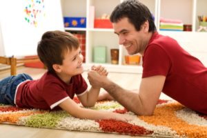 Воспитание ребенка дошкольного возраста: занятия спортом