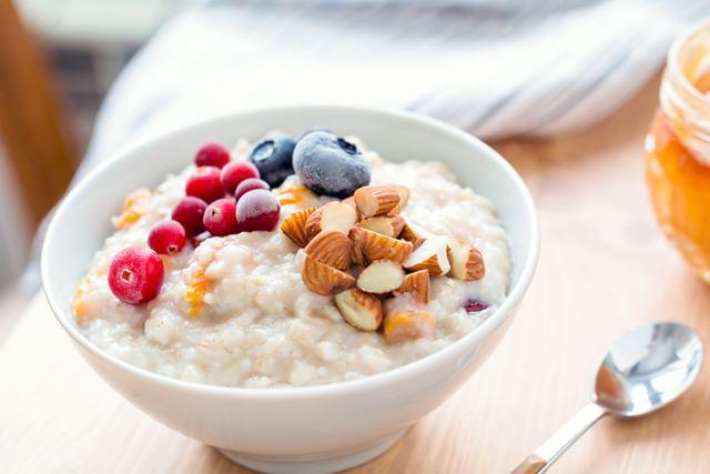 Самые полезные каши на завтрак