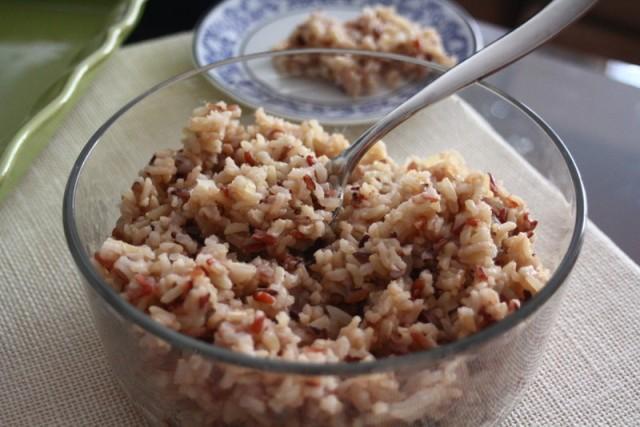 Самые полезные каши на завтрак: каша из бурого риса