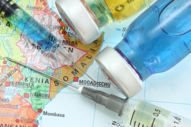 прививки перед поездкой за границу