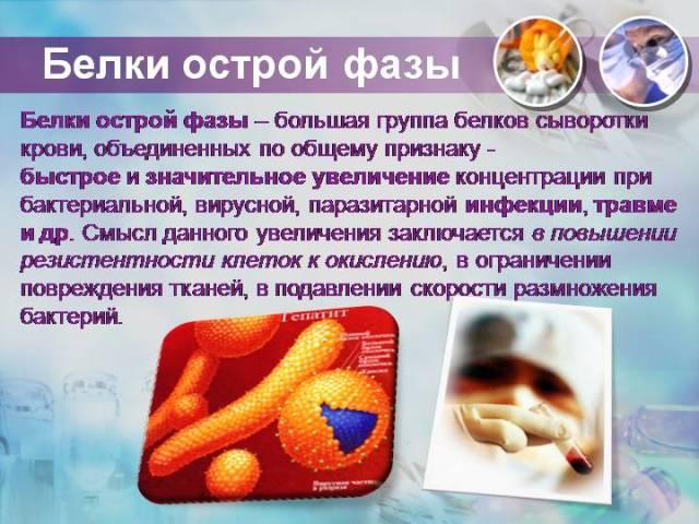 Как укрепить иммунитет ребенку. Белки острой фазы