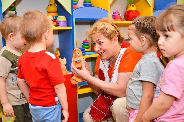 Подвижные игры для детей дошкольного возраста