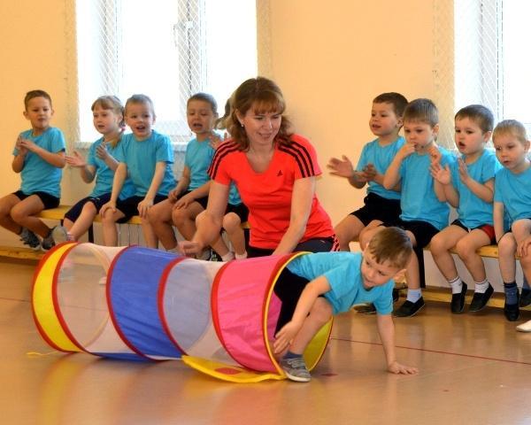 игры спортивные подвижные для дошкольников