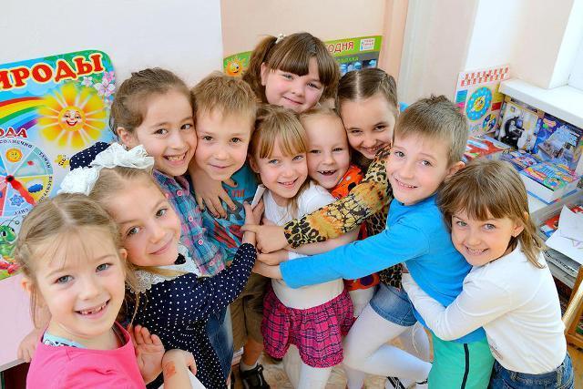 Социализация детей с ОВЗ в детском саду
