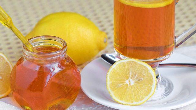 Как повысить иммунитет ребенку: лимон и мед