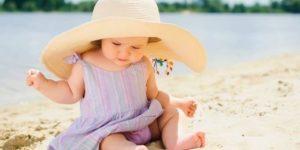 как уберечь ребенка от солнечного и теплового удара