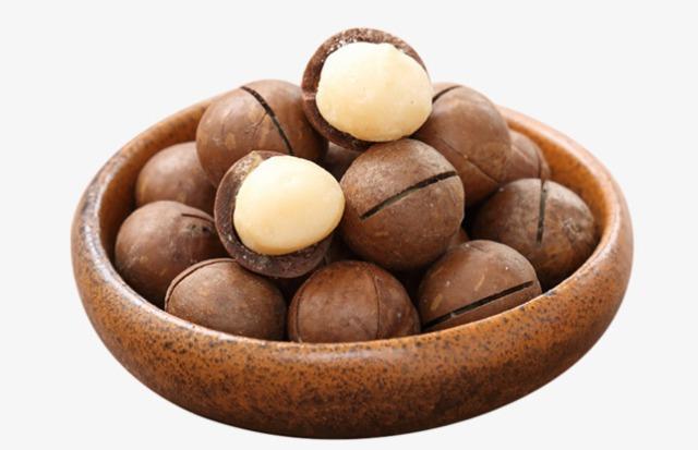 Орехи макадамия для детей