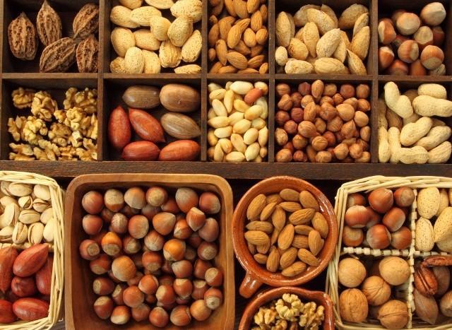 Орехи для детей