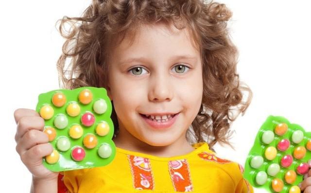 Как повысить иммунитет ребенку: витамины для детей