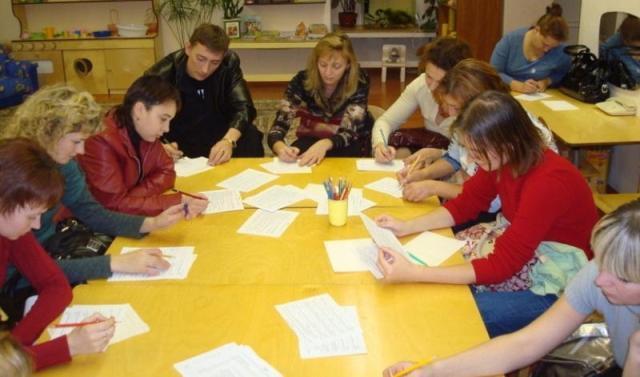 родительское собрание в детском саду