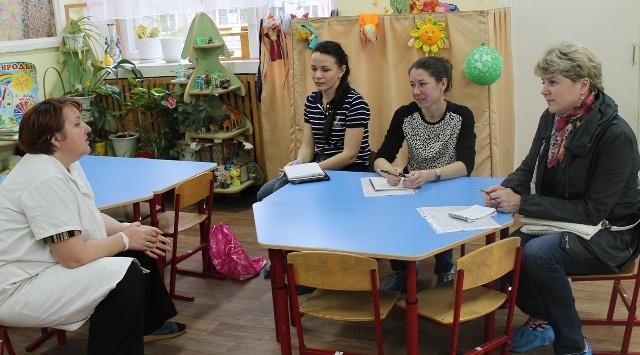 консультации родителей со специалистами ДОУ