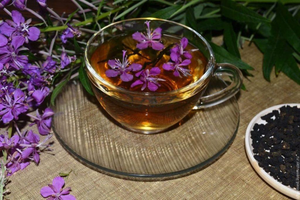 Как в домашних условиях приготовить иван-чай