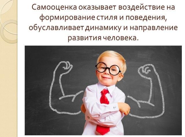 Формирование самооценки дошкольника