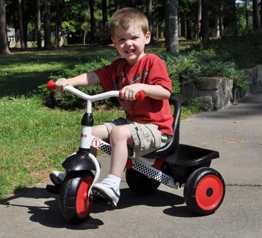 Какой велосипед выбрать ребенку до 3-х лет