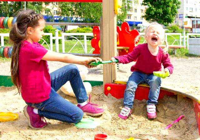 Причины конфликтов у детей