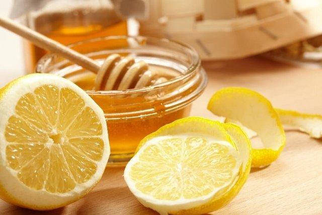 лимон с медом для иммунитета