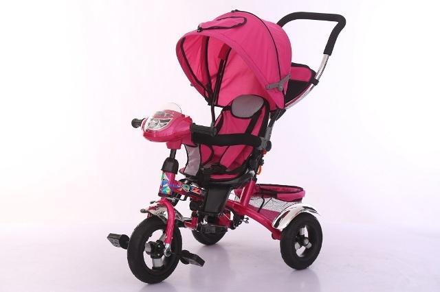 велосипед для малышей с ручкой