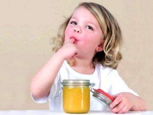 мед детям