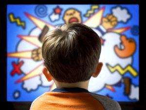 Польза и вред телевизионных передач для ребенка 3 лет