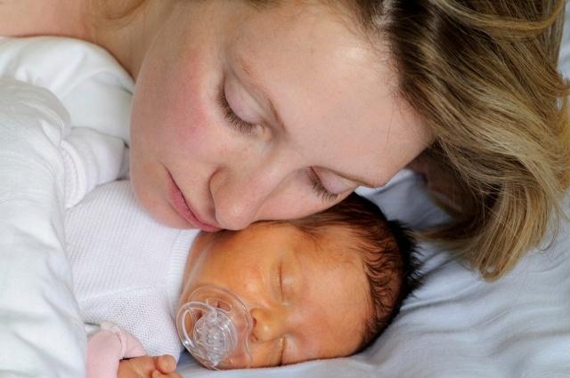 Если у новорожденного желтушка