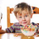 Сухие завтраки для детей
