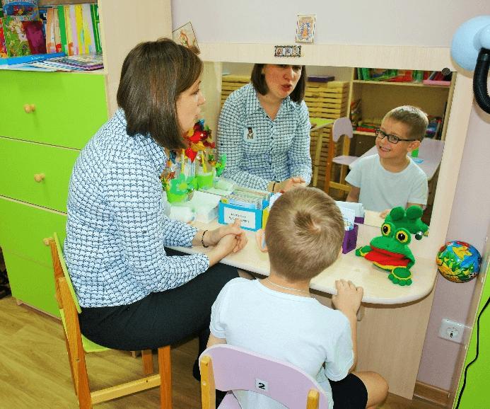Работа логопеда с ребенком с ОВЗ