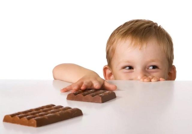 Сколько можно ребенку шоколад