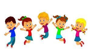 физминутки для детей