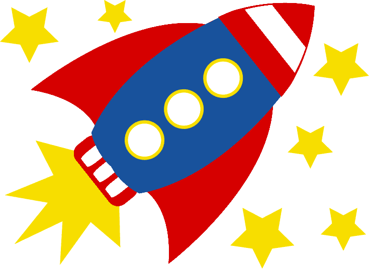 ракета Физминутки в детском саду