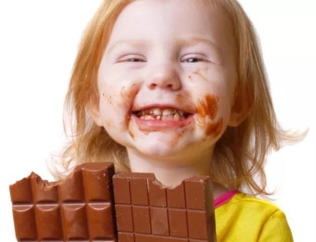 Можно ли ребенку 2-3 лет шоколад
