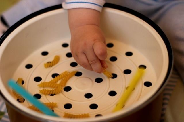игра с макаронинами