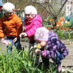 Прогулки весной: конспект