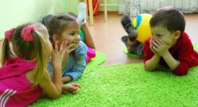 Эмоциональное развитие дошкольника: Эмоциональная коммуникативность
