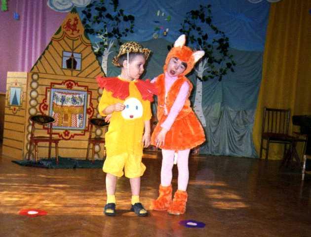 Путешествие по сказкам: сценарий для детского сада