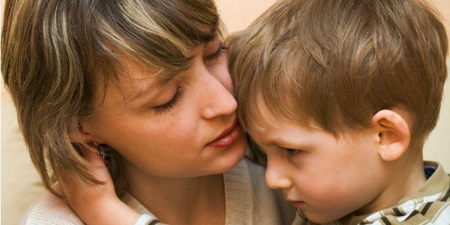 Эмоциональное развитие дошкольника: чувство привязанности