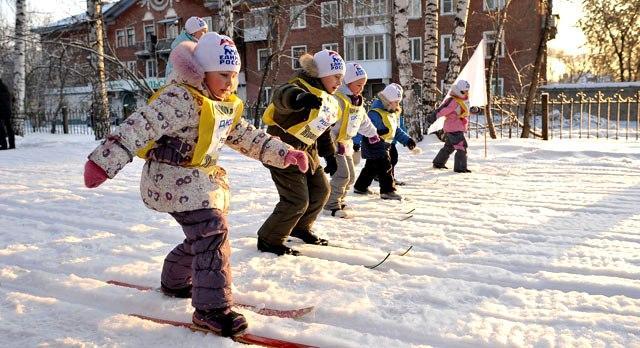 Прогулка зимой: конспект для разновозрастной группы