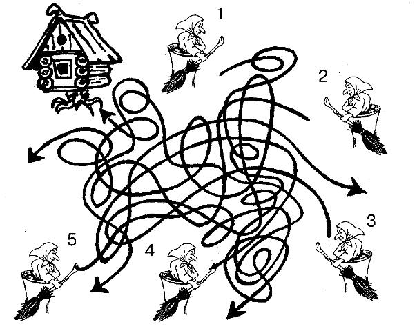 Упражнения и игры на развитие внимания