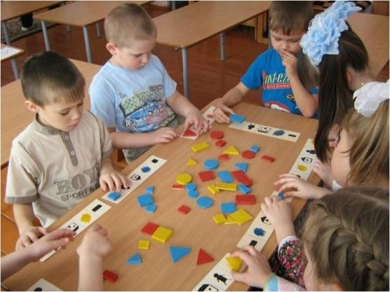 Развитие образного мышления у дошкольника
