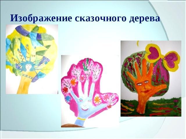 Развитие воображения средствами конструирования у детей дошкольного возраста