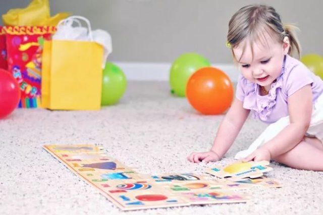 Развитие внимания у детей дошкольного возраста с ЗПР