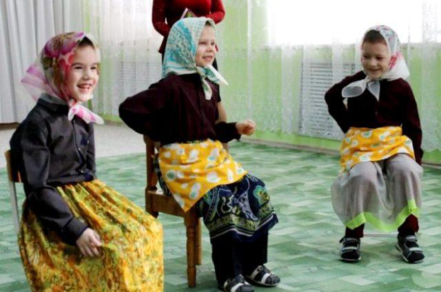 Игры на праздник 8 марта в детском саду