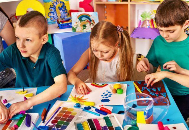 Развитие воображения у детей дошкольного возраста