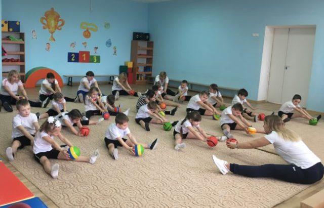 для детей подготовительной группы