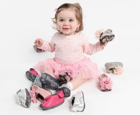 Размер обуви: таблица для девочек по возрасту