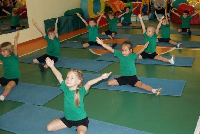 Утренняя зарядка для детей в детском саду.Этапы проведения утренней гимнастики