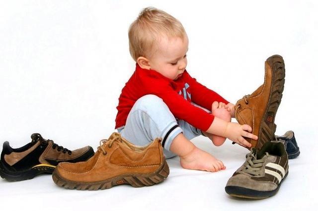 Размер обуви: таблица для детей по возрасту
