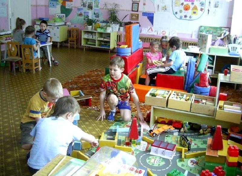 свободная деятельность детей