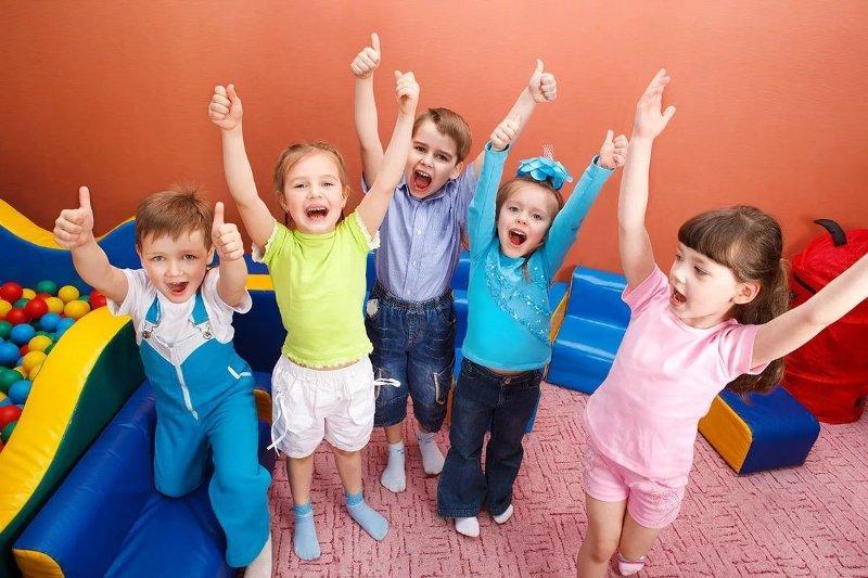Режим дня в детском саду для детей