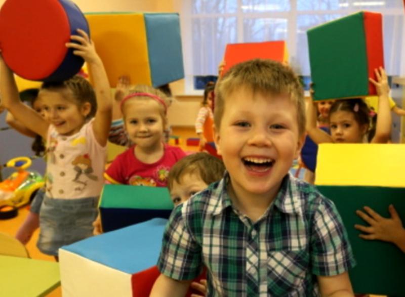 Режим дня в детском саду: игра